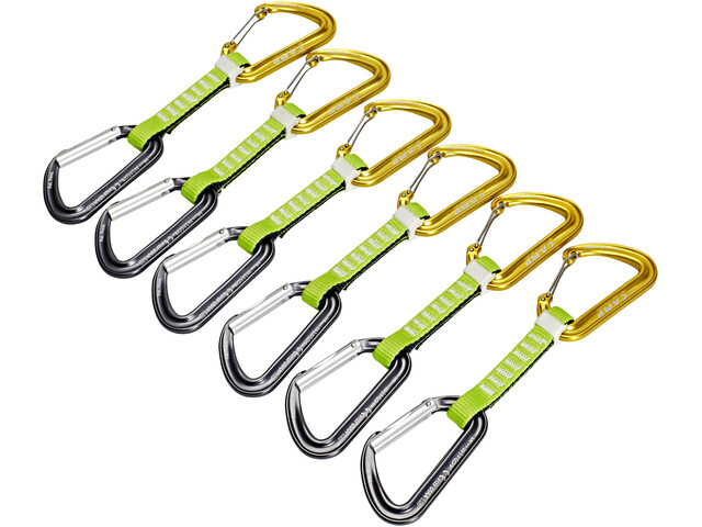Camp Photon Mixed Express KS 6 Pack Quickdraws 11 cm
